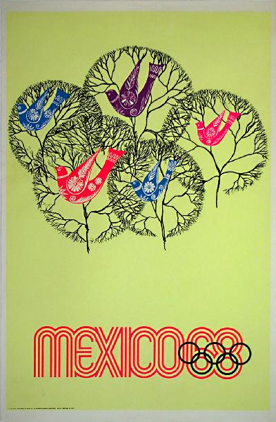 olympic_poster+Mexico+1968