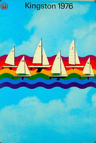 original-vintage-montreal-olympics-poster-kingston-1976-yachting-cojo